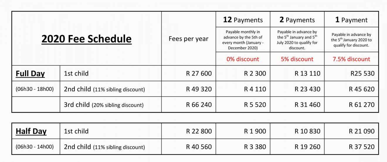 2020 FEE STRUCTURE-1