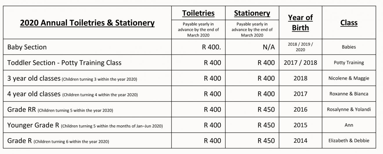 2020 FEE STRUCTURE-2