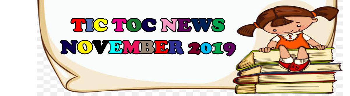 Tic Toc New November